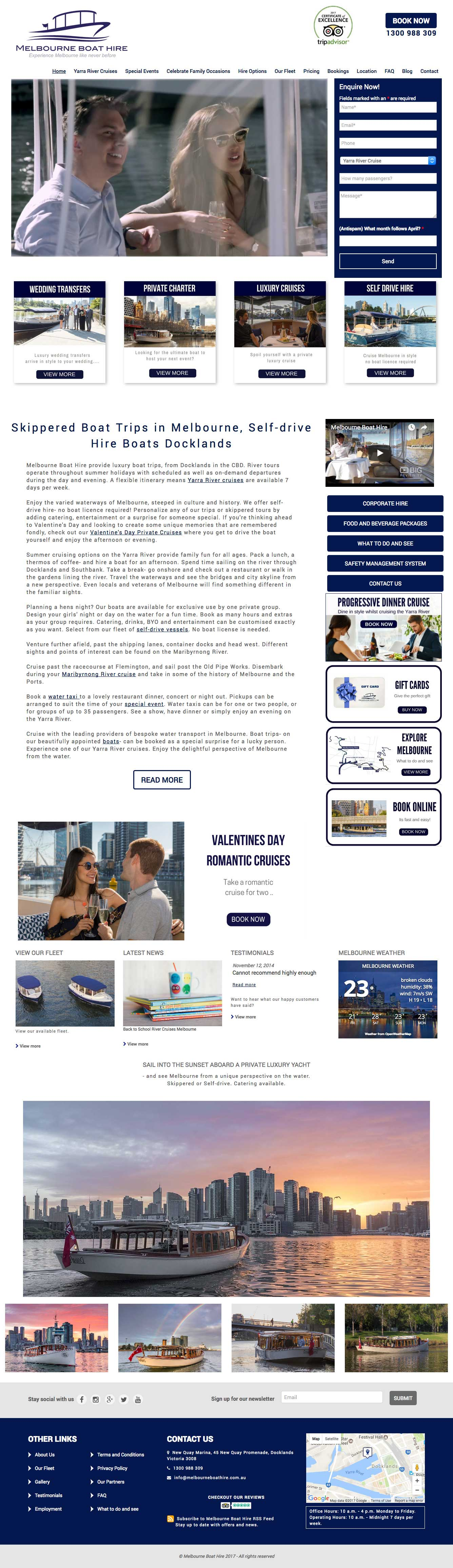 wordpress website designer in melbourne portfolio image
